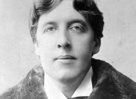 Blomsten: Oscar Wilde