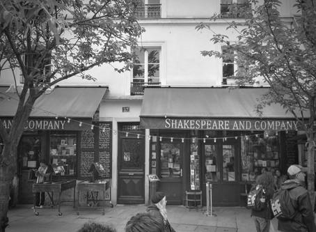 Reisebrev om Shakespeare and Company