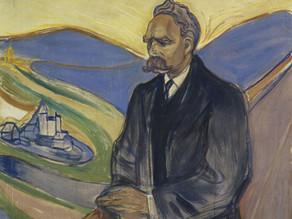 """""""When Nietzsche Wept"""" av Irvin D. Yalom"""