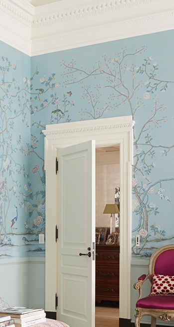 Earlham design in standard design colour