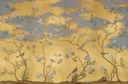 Standard Color on Antique Gold