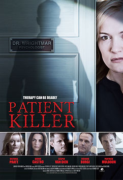 #PatientKiller #Movie #Poster