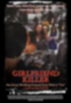 Girlfriend Killer #Movie #Poster