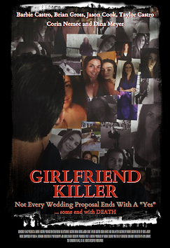 Girlfriend Killer #Movie #Poster