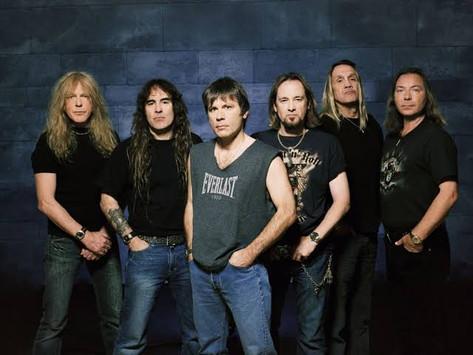 Iron Maiden 'The Writing on the Wall' Single ve Videosunu Yayınladı!