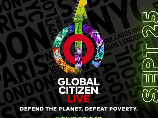 Global Citizen Live: Gezegen İçin Dünyayı Birleştiren 24 Saatlik Yayın Etkinliği ve daha fazlası!