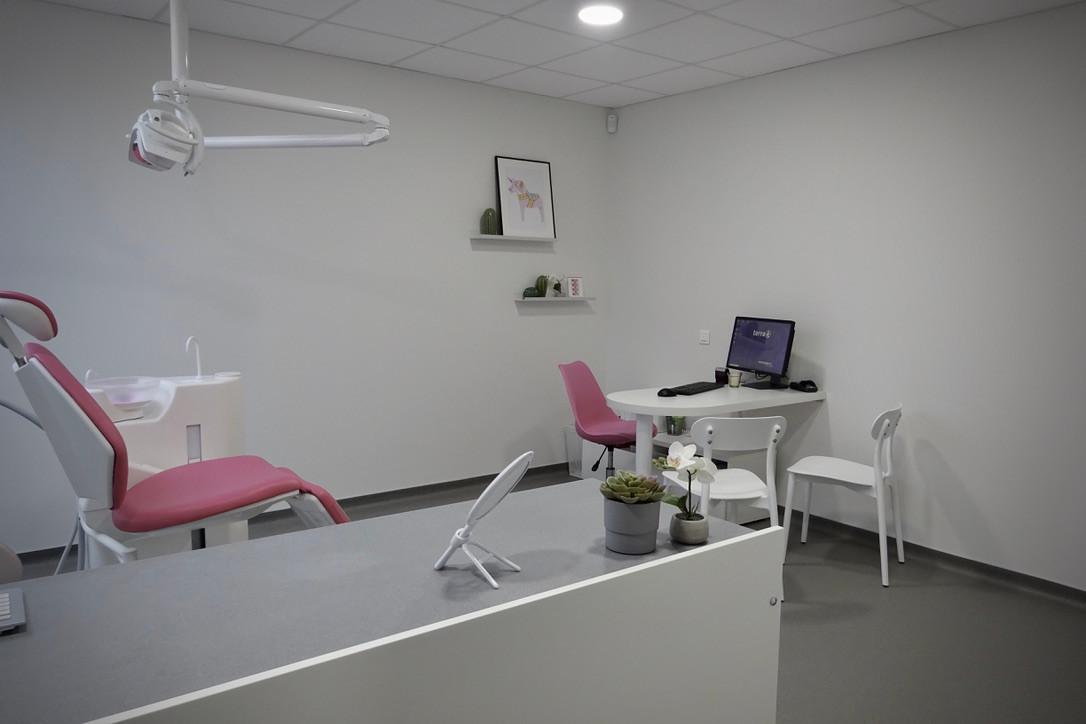Dr Godts - Salle de Soin