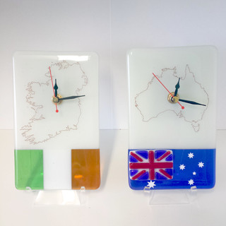 Ireland and oz clock