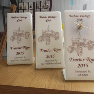 Tractor Run 2015