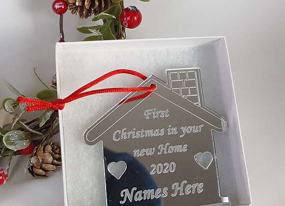 Christmas in your new home