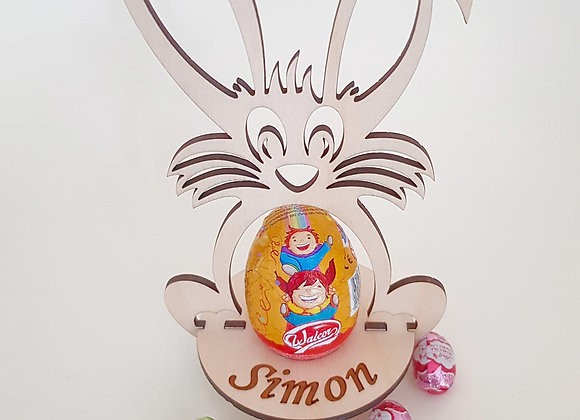 Easter Bunny with Name