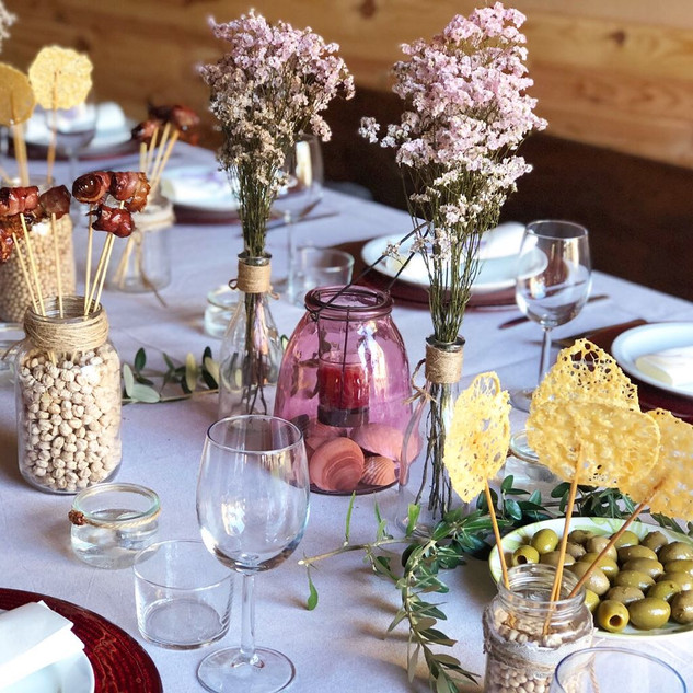 Caterings personalitzats can pocurull 3.