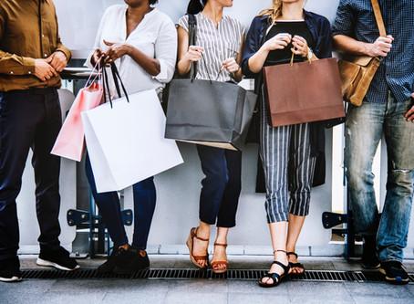 Festividades como el Black Friday se convierten en los reyes de las compras online