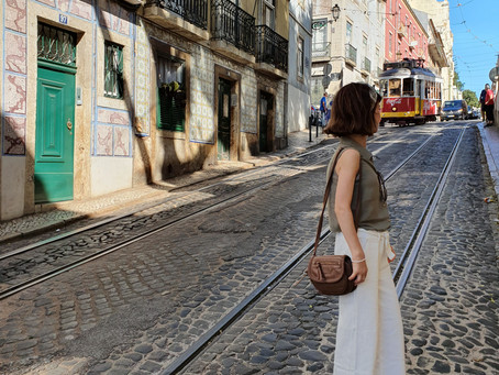 Viaje a Lisboa sin gluten y siguiendo dieta antiinflamatoria