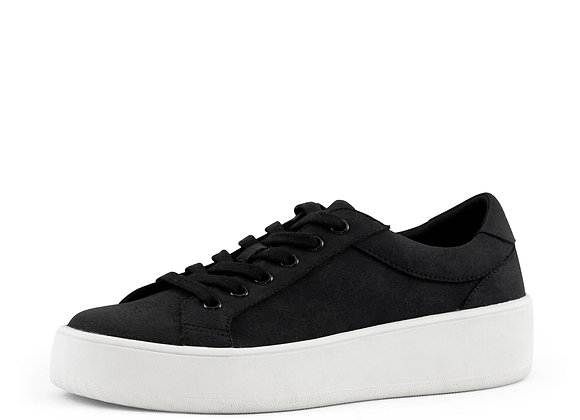 Venice Micro Suede Lace Up Sneaker