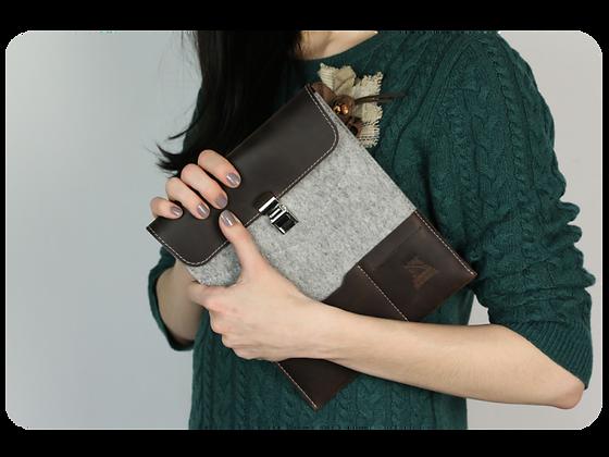 Чехол-конверт для iPad mini: Premium edition