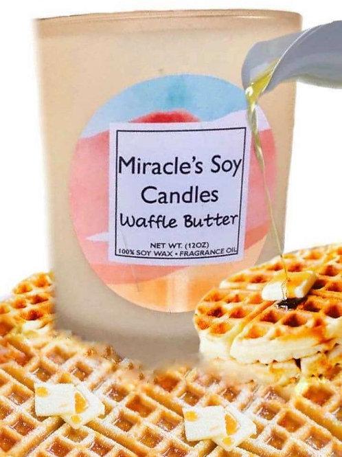 Waffle Butter