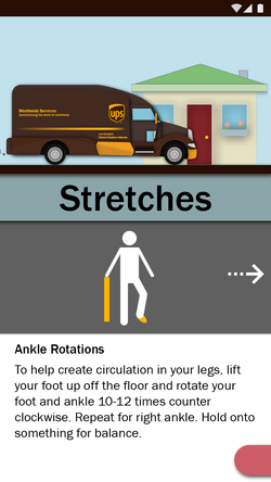 Preshift: Stretches 1