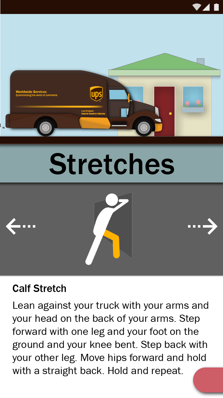 Preshift: Stretches 2