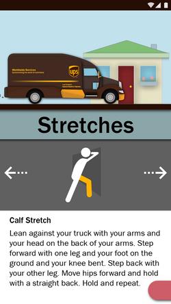 Preshift: Stretches 2