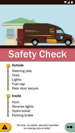 Preshift: Safety Check 2