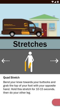 Preshift: Stretches 3