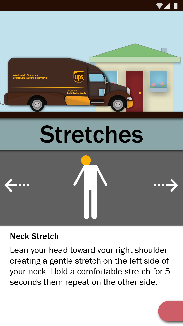 Preshift: Stretches 4