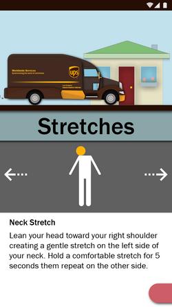 Preshift: Stretches 4