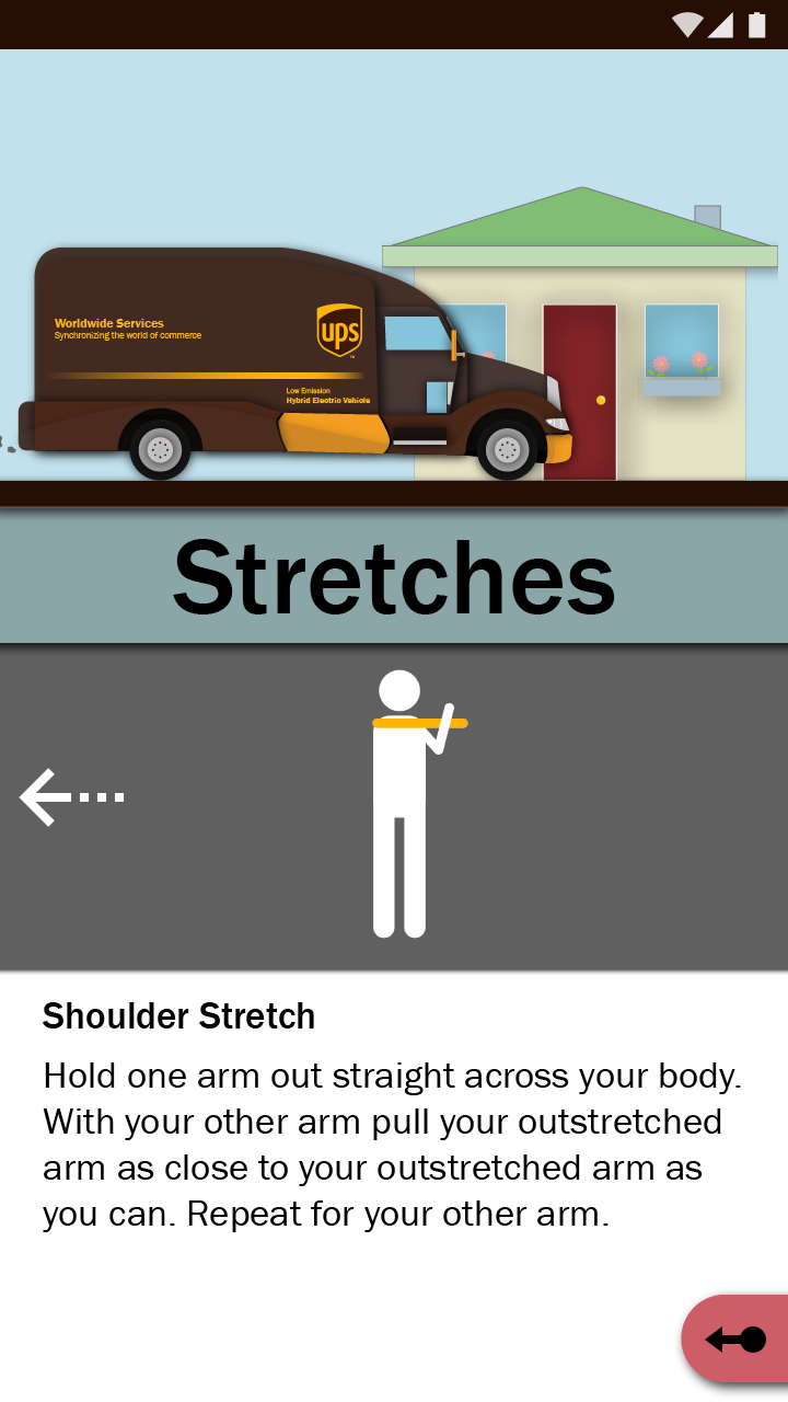 Preshift: Stretches 5