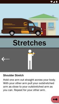 Preshift: Stretches 5