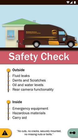 Preshift: Safety Check 1