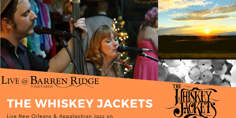 CANCELLED The Whiskey Jackets - Celebrate New Orleans Style