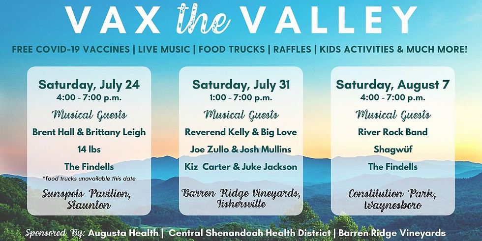 VAX THE VALLEY