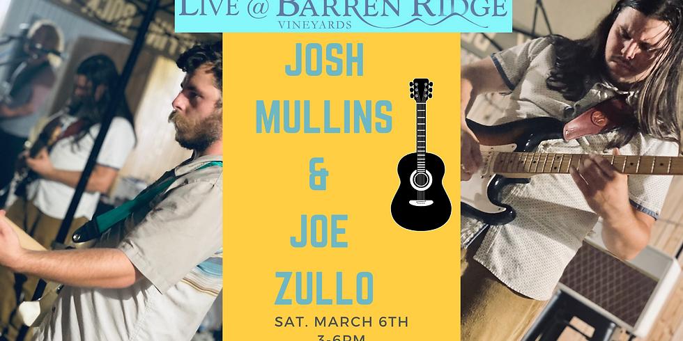 Sunset Saturdays with Josh Mullins and Joe Zullo
