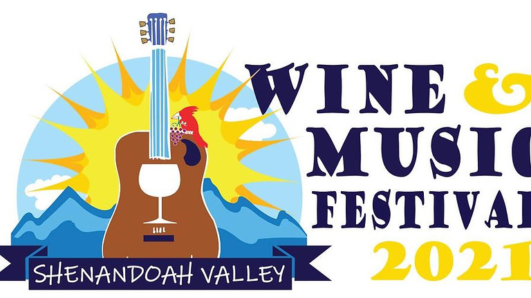 Shenandoah Valley  Wine and Music Festival