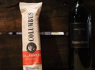 Columbus Calabrese Salami
