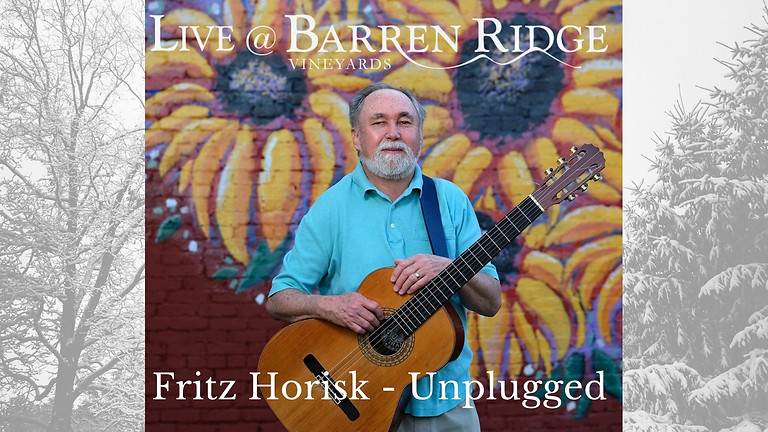Sunset Saturdays with Fritz Horisk