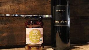 Organic Greek Olive Mix