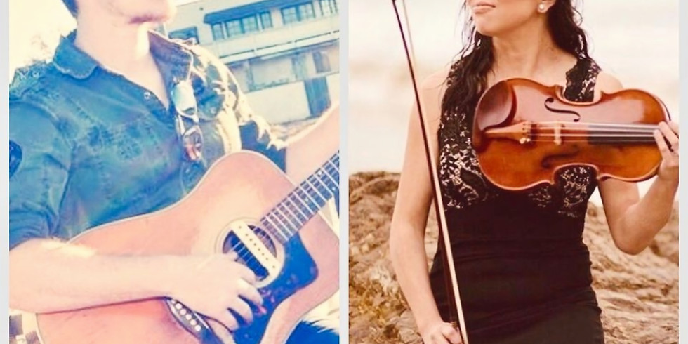 Sunset Saturdays 5-8PM Unplugged with McHale & Justina