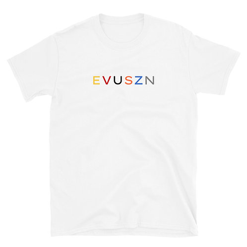 EVUSZN White T-Shirt