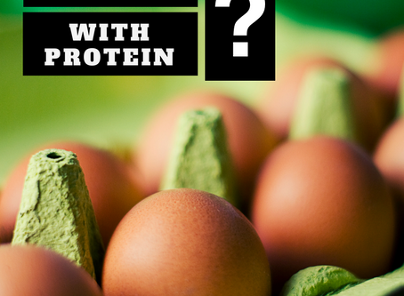 Macros: What's the scene, with protein?