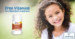 Free Kid's Vitamins