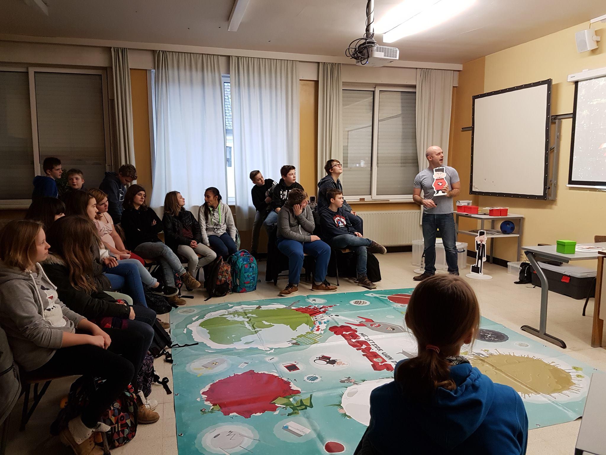 Secundair onderwijs Vabi Roeselare