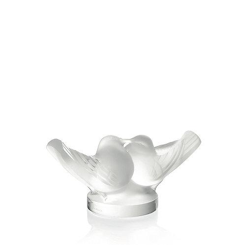 Two Lovebirds Sculpture