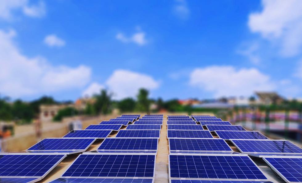KYA-Energy Group panneaux minicentrale solaire