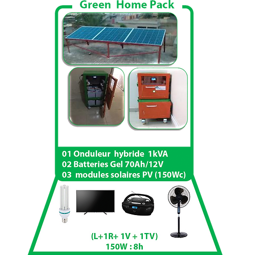 KYA-Energy Green Home Pack