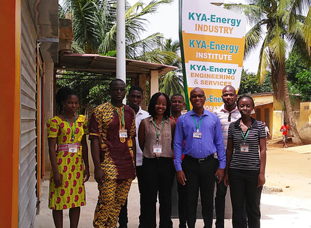 KYA-Energy GROUP accueille des stagiaires