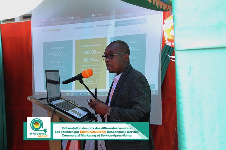 Lancement de KYA-SolDesign
