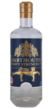 Dartmouth Navy Strength Gin 70cl & Gift Box