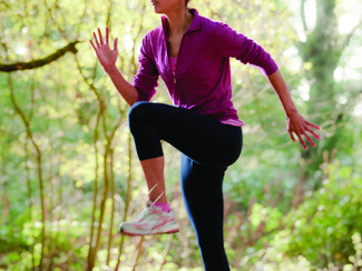 Fall Into a Fitness Routine